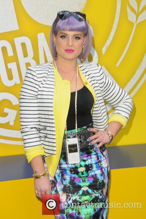 Kelly Osbourne, Times Square