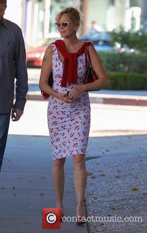 melanie griffith melanie griffith out and about 4148389