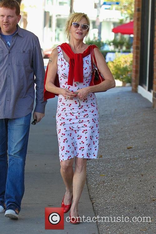 melanie griffith melanie griffith out and about 4148390
