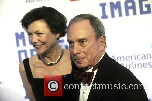 Diana Taylor and Michael Bloomberg 3