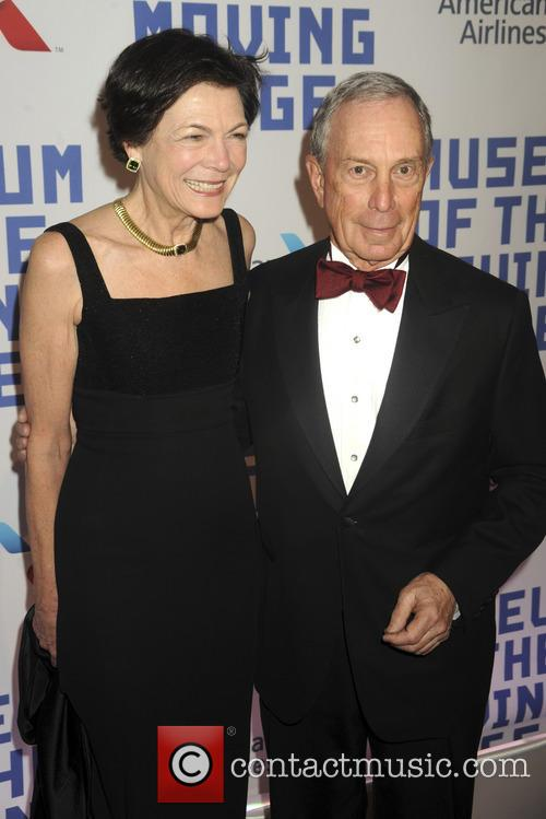 Diana Taylor and Michael Bloomberg 1