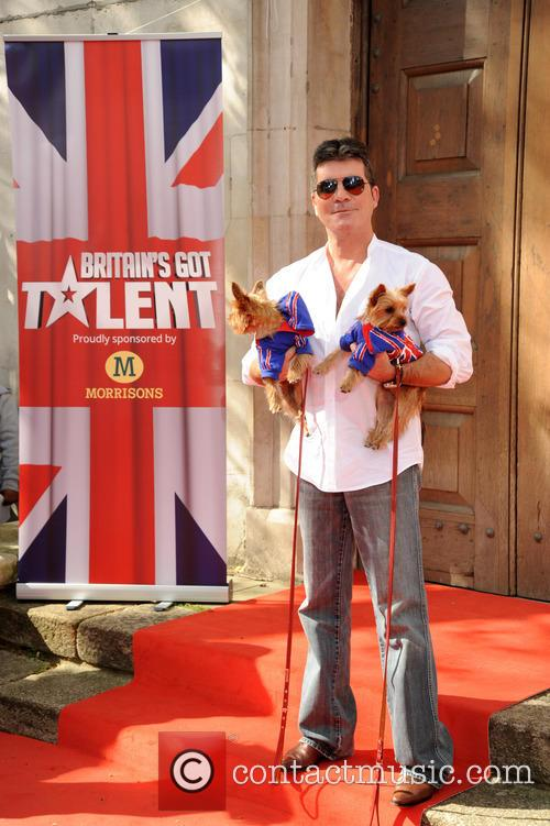 Britain's Got Talent press launch - Arrivals