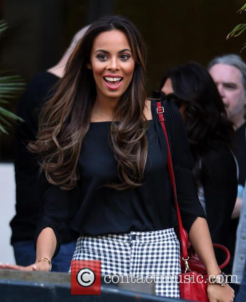 rochelle humes celebrities at the itv studios 4147063
