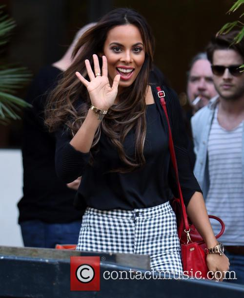 rochelle humes celebrities at the itv studios 4147065