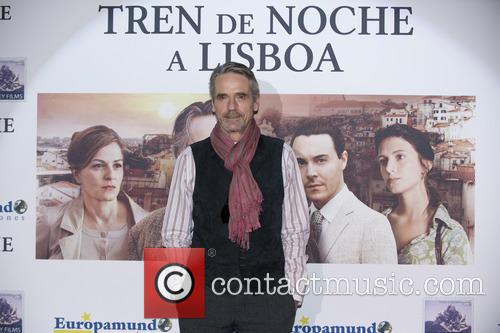 Jeremy Irons attends photocall