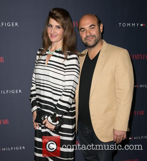 Nia Vardalos and Ian Gomez