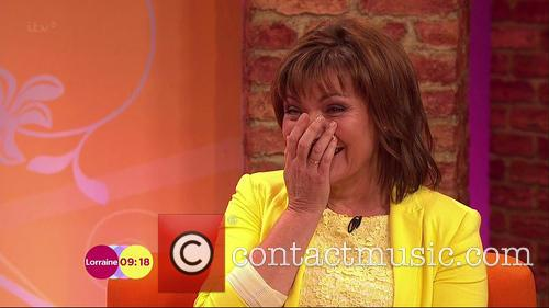 Lorraine Kelly and Alan Carr 3