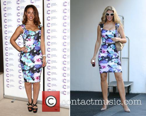 Who wore it best - Amelle Berrabah or...