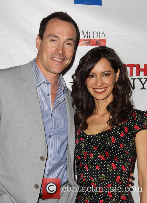 Chris Klein and Charlene Amoia 4