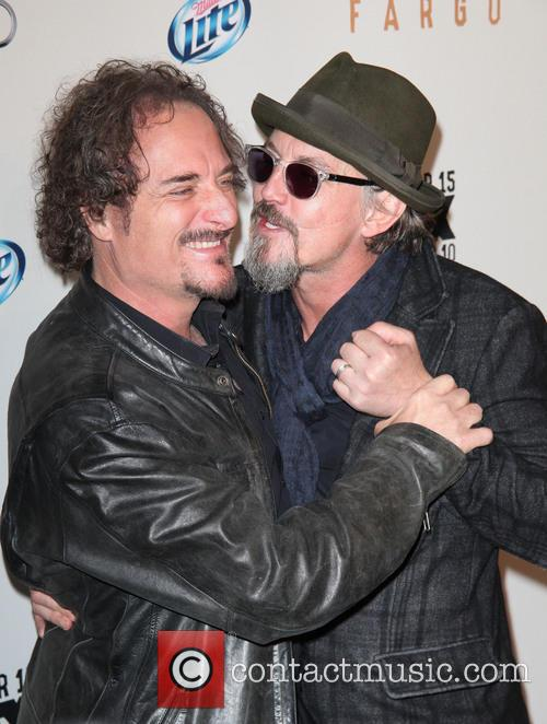 Kim Coates and Tommy Flanagan 2