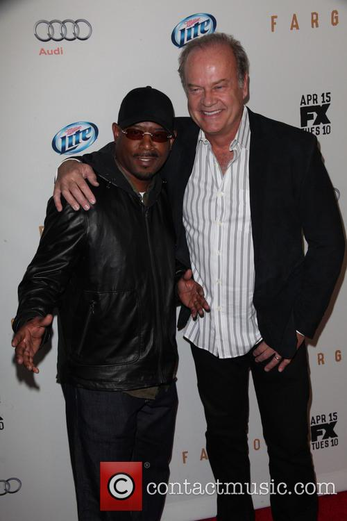 Martin Lawrence and Kelsey Grammer 6