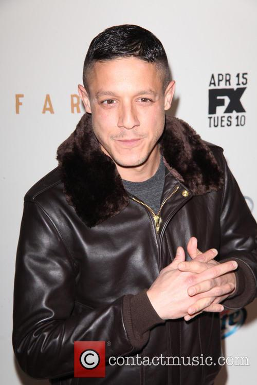 Fargo and Theo Rossi