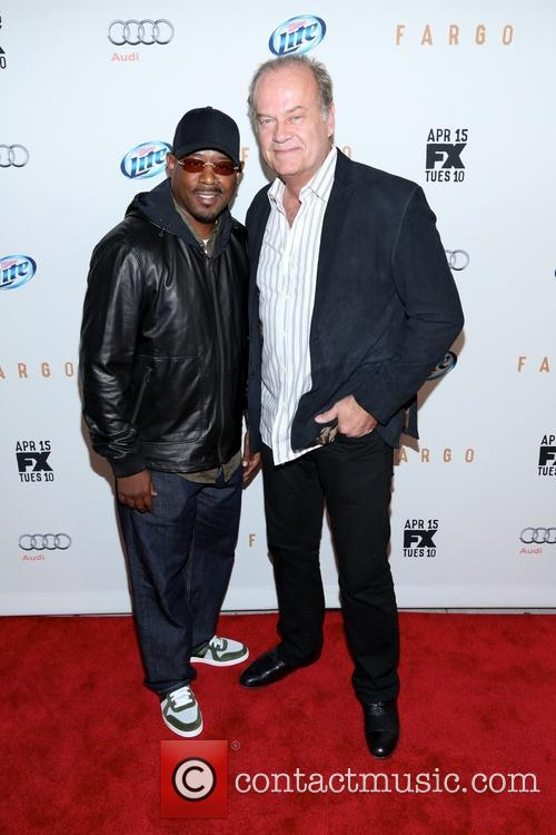Martin Lawrence and Kelsey Grammer 3