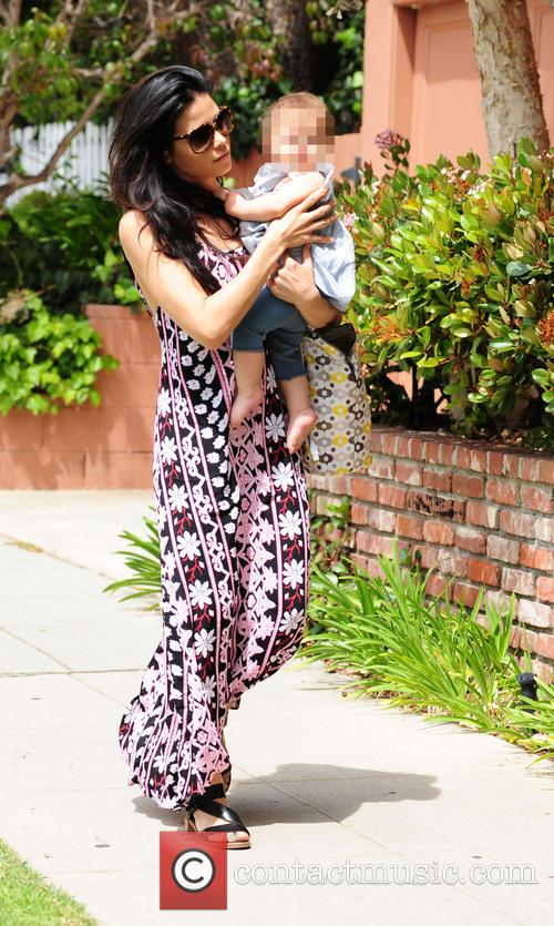 Jenna Dewan and Everly tatum 1