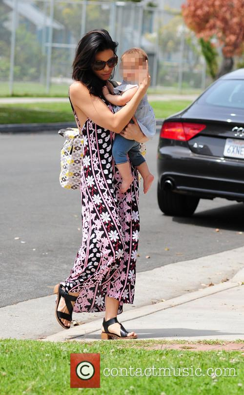 Jenna Dewan and Everly tatum 9