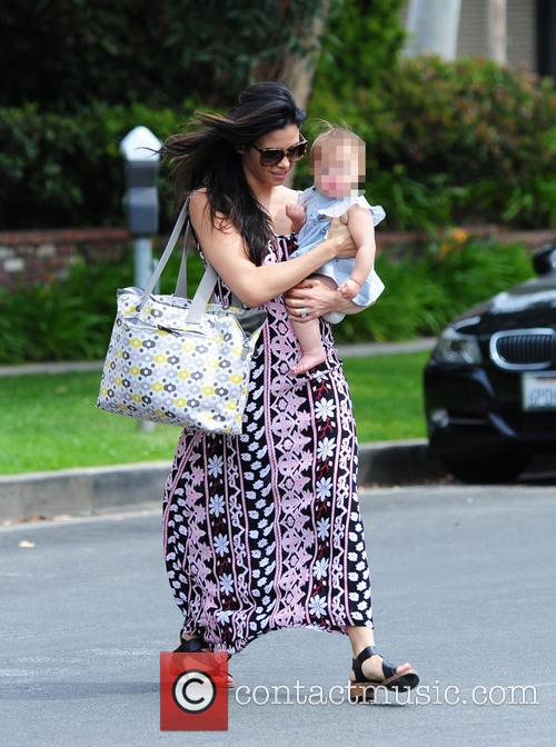 Jenna Dewan and Everly tatum 11