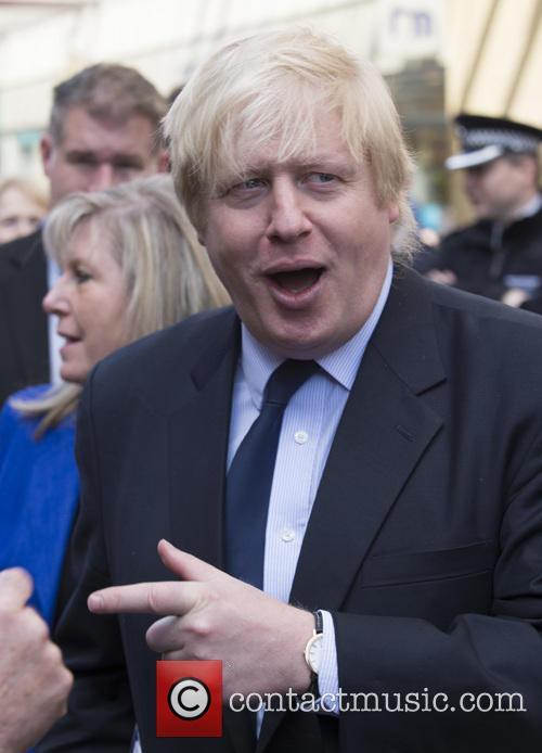 Boris Johnson, Harrow