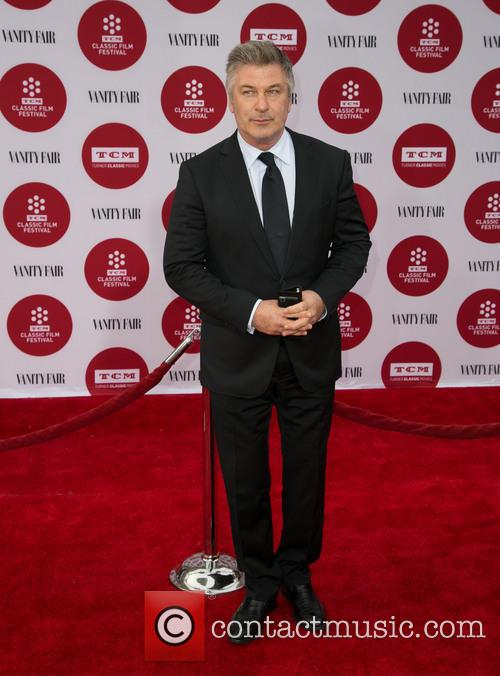 Alec Baldwin, TCL Chinese Theatre