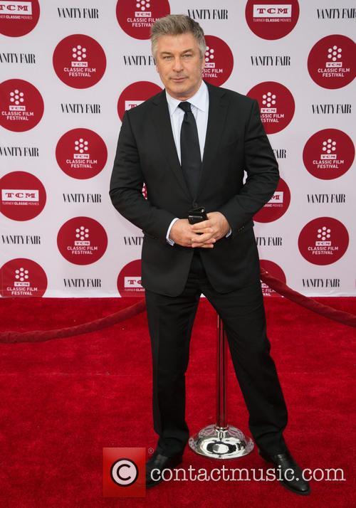 Alec Baldwin, TCL Chinese Theatre