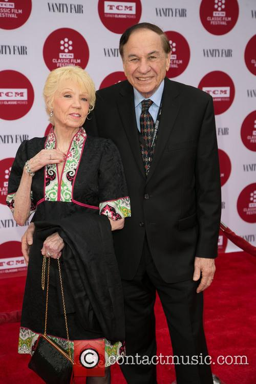 Elizabeth Sherman and Richard M. Sherman 2