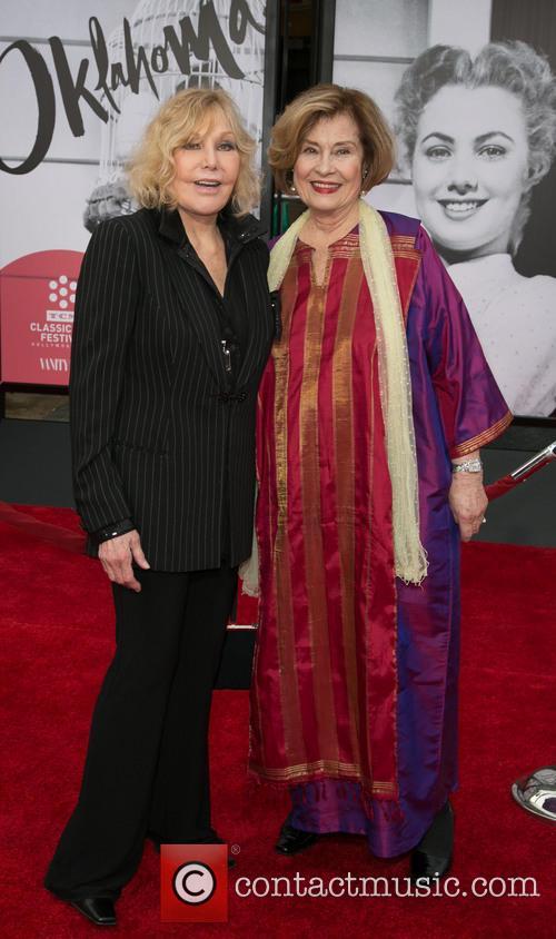 Kim Novak, Diane Baker, TCL Chinese Theatre