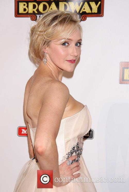 Bullets Over Broadway and Betsy Wolfe 3