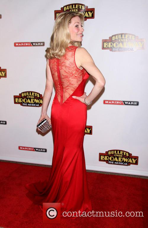 Bullets Over Broadway and Marin Mazzie 4
