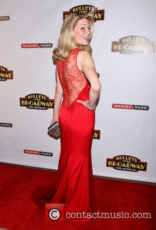Bullets Over Broadway and Marin Mazzie 6