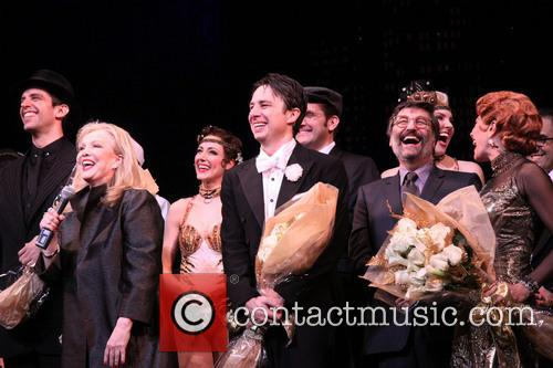 Opening Night Bullets Over Broadway - Curtain Call