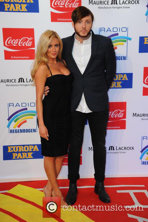 James Arthur and New Girlfriend 4