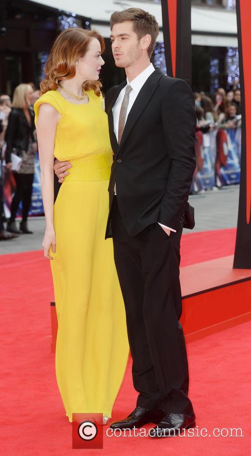 Andrew Garfield and Emma Stone 6