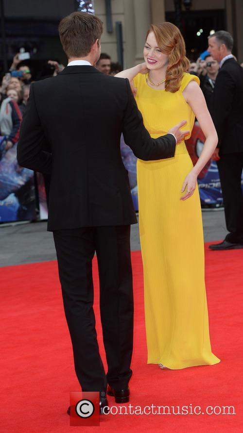Andrew Garfield and Emma Stone 7