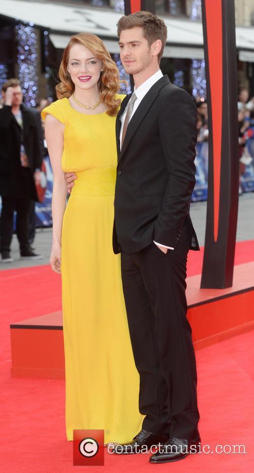 Andrew Garfield and Emma Stone 8
