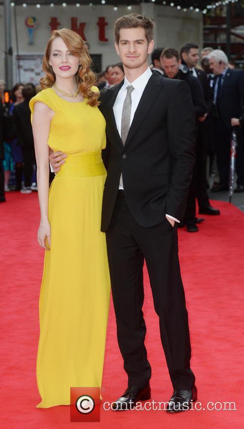 Andrew Garfield and Emma Stone 11