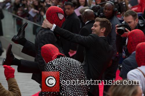 The World  Premiere of 'The Amazing Spider-Man...