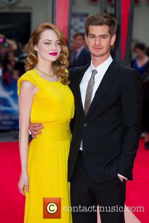 Emma Stone and Andrew Garfield 9