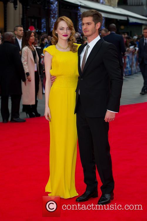 Emma Stone and Andrew Garfield 4