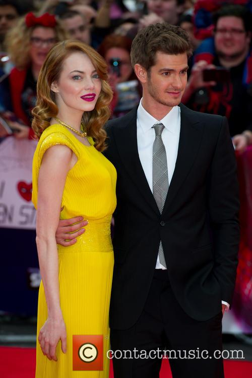 Emma Stone and Andrew Garfield 5