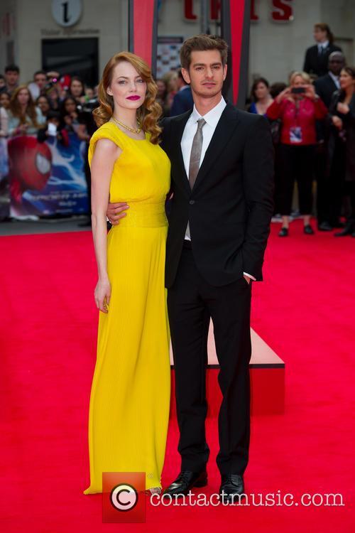 Emma Stone and Andrew Garfield 6