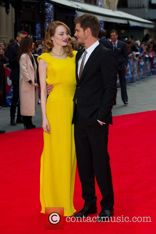 Emma Stone and Andrew Garfield 1