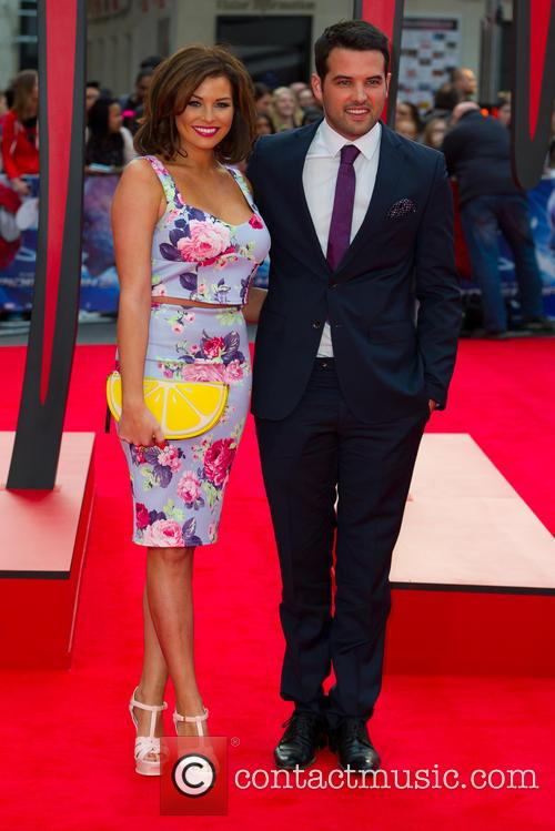 Jessica Wright and Rickie Rayment 5
