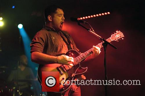 Billy McCarthy and Augustines 12