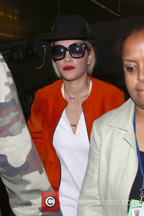 rita ora rita ora arriving at lax 4150694