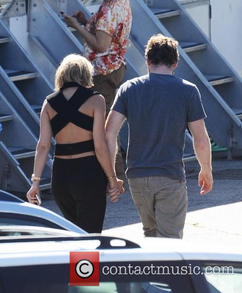 Sam Worthington and Lara Bingle 2