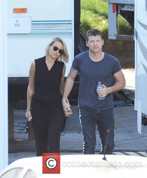 Sam Worthington and Lara Bingle 4