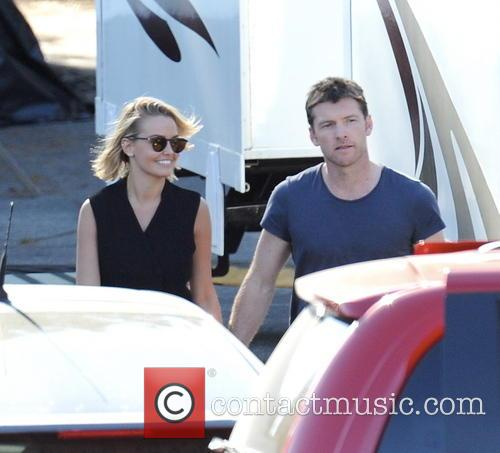 Sam Worthington and Lara Bingle 7