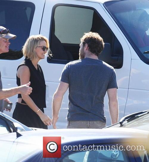 Sam Worthington and Lara Bingle 9