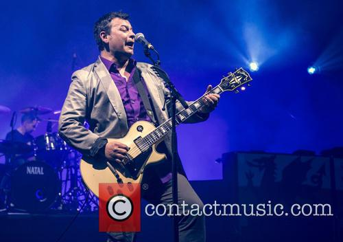 James Dean Bradfield and Manic Street Preachers 5