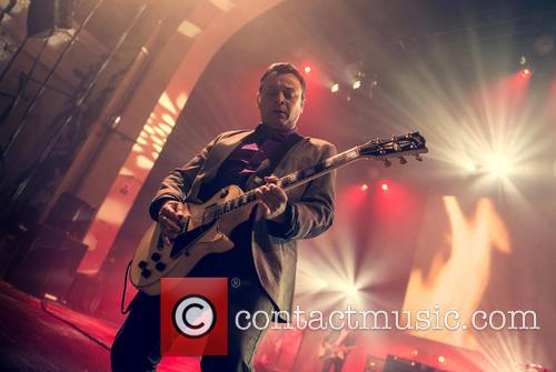 James Dean Bradfield and Manic Street Preachers 7