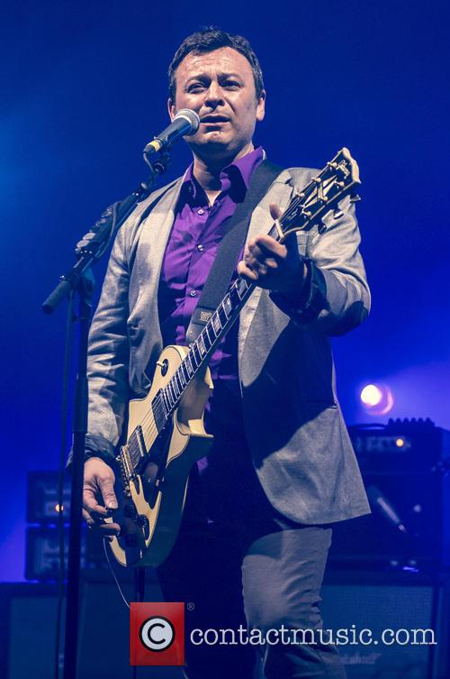 James Dean Bradfield and Manic Street Preachers 12